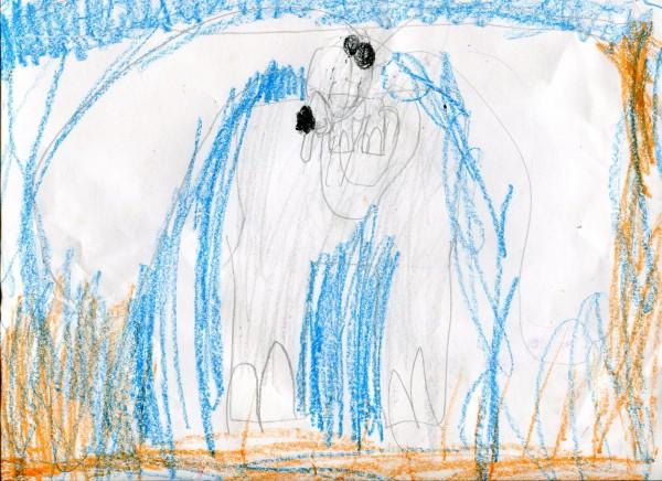 Elephantscolormomthomas