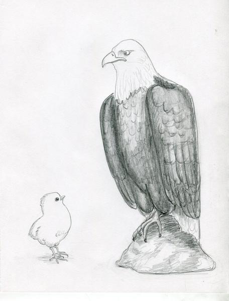 Chickandeagle
