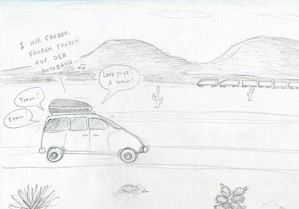 Fahrenaufderautobahn